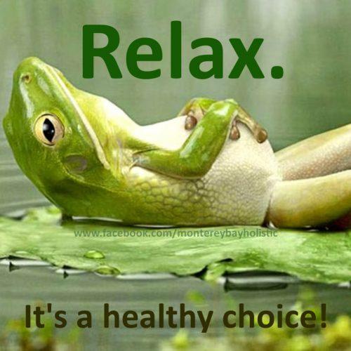 Atelier de relaxation