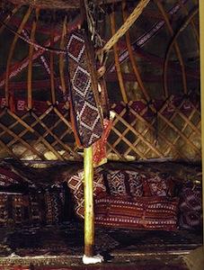 Conférence-Habitat nomade par Annick Lombardet architecte