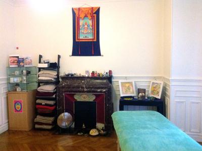 Formation au Massage Kansu (Tête et Dos)