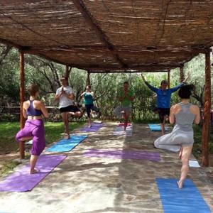 Stage de yoga au Maroc avec Laurent Roure