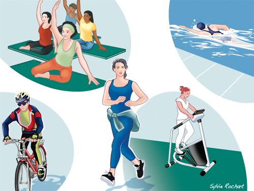 Activité physique les bienfaits