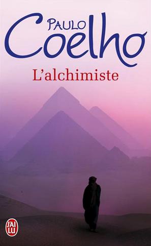 Livre de développement personnel-L'alchimiste de Paulo Coelho