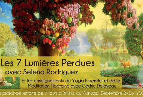 Les 7 lumières perdues : un grand voyage initiatique au Portugal du 8 au 15 septembre 2013