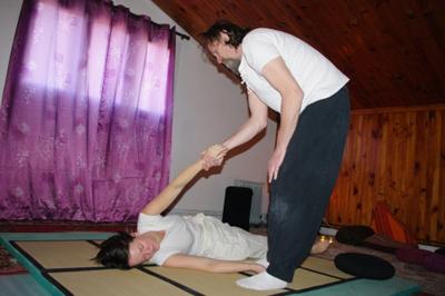 Formation à la Relaxation Coréenne
