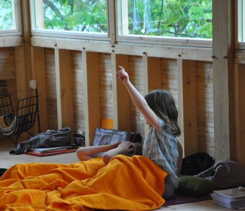 Stage de Yoga en famille (9-11 novembre)