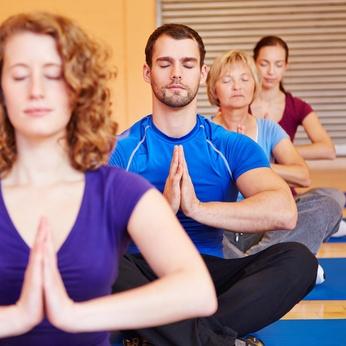 La méditation est bonne pour le corps et l'esprit