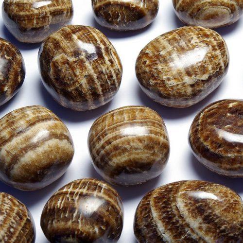 Lithothérapie-Aragonite brune