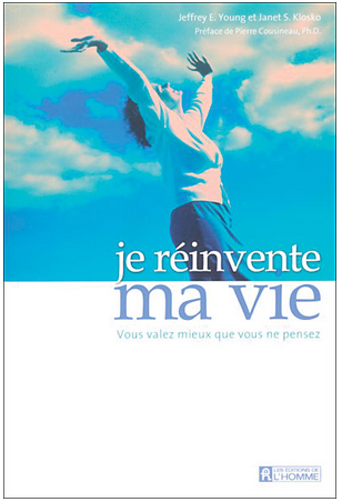 Livre de développement personnel-Je réinvente ma vie de Jeffrey E. Young et Janet S. Klosko