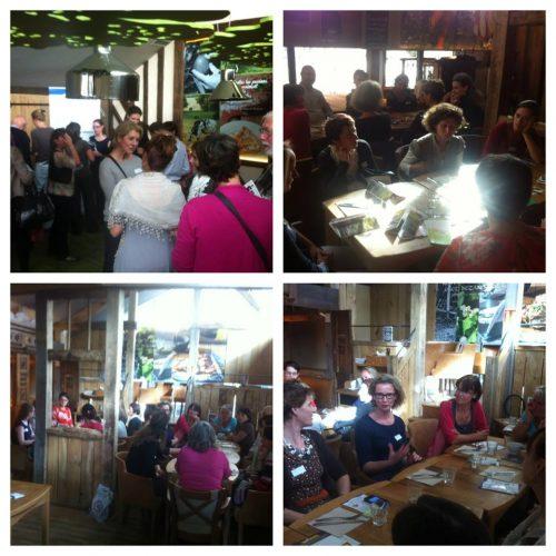 Retour de la rencontre inter-thérapeute et professionnel du bien-être à Rennes