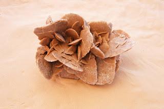 Lithothérapie-Rose des sables