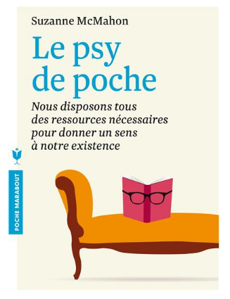 Livre de développement personnel-Le psy de poche de Susanna Mcmahon