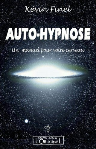 Livre de développement personnel-Auto-hypnose de Kévin Finel