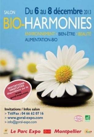 Salon Bio Harmonies à Montpellier