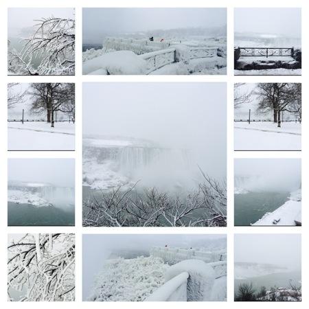 Neo-bienêtre au Canada – Chutes du Niagara