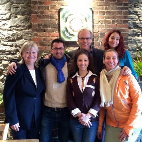Rencontre inter-thérapeutes et professionnels du bien-être à Montreal-Canada