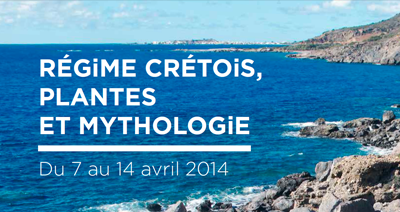Voyage-Régime crétois, plantes et mythologie