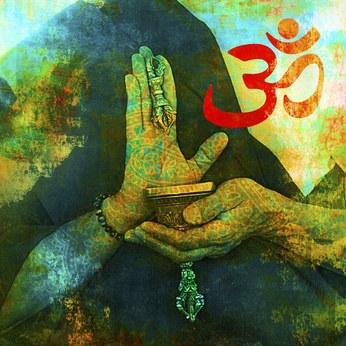 Kamadeva dieu de l'amour dans la mythologie Indienne
