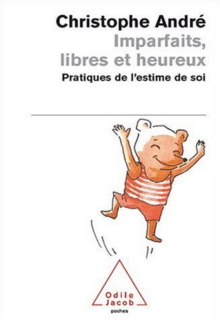 Livre de développement personnel-Imparfaits libres et heureux de Christophe André
