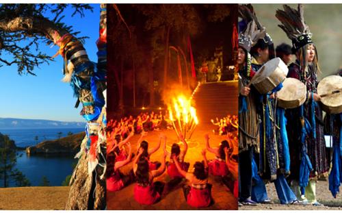 7ème célébration du chamanisme du 20 au 23 Mars 2014 à Trimurti