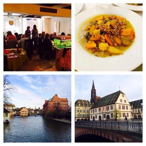 Retour rencontre inter-professionnels du bien-être à Strasbourg