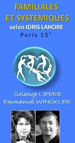 Constellations familiales et systemiques avec Solange Lipere
