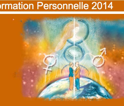 Formation Personnelle du tantra de la réconciliation 2014 avec Diane Bellego