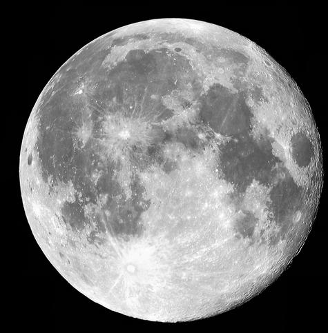 Pleine lune du 16 mars 2014
