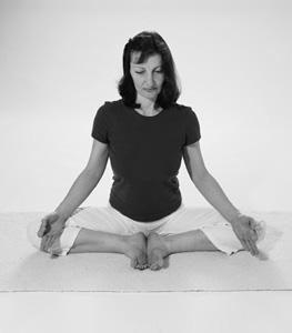 Yoga du Cachemire avec Marie-Pierre Perrot