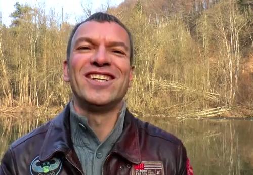 C'est quoi le bonheur pour vous? Jean-Marie Muller – Suisse