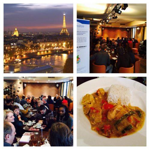 Rencontre inter-professionnels du bien-être et thérapeutes à Paris