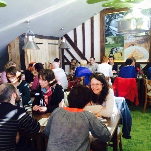 Rencontre inter-professionnels du bien-être et thérapeutes à Rennes