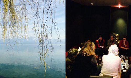 Retour de la rencontre inter-thérapeutes à Lausanne (Suisse)