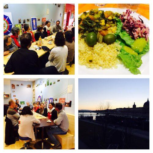 Rencontre inter-professionnels du bien-être et thérapeutes à Lyon