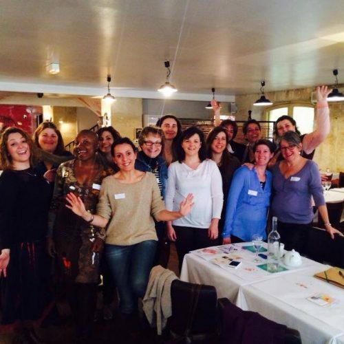 Rencontre inter-professionnels du bien-être et thérapeutes à Bordeaux