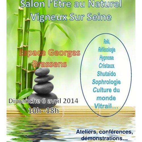 Salon de l'Etre au Naturel à Vigneux sur Seine