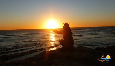 Randonnée et sophrologie au Maroc