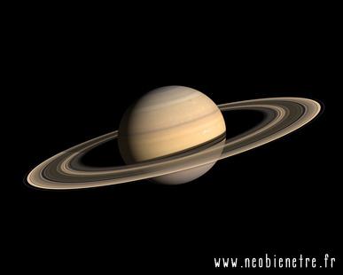 Les planètes en astrologie-Saturne