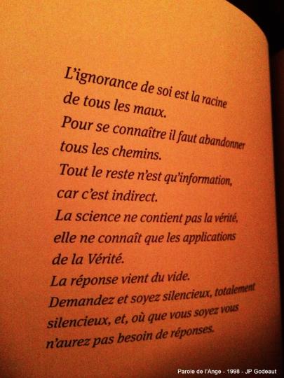Lignorance de_soi_est_la_racine_de_tous_les_maux