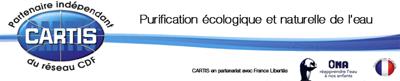 Purification écologique et naturelle de l'eau