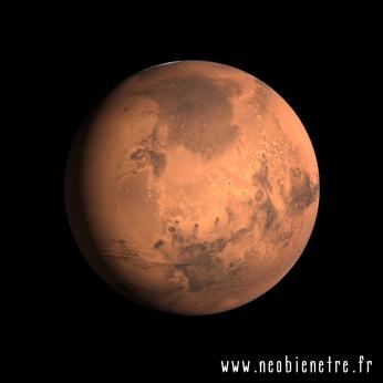 Les planètes en astrologie – Mars