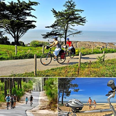 Enfourchez votre vélo et partez cet été avec Neo-bienêtre sur les routes de France