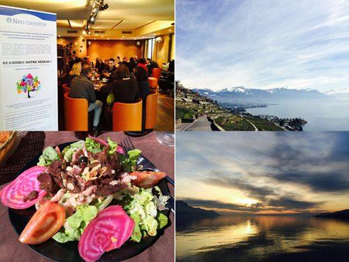 2ème rencontre inter-professionnels du bien-être et thérapeutes à Lausanne (Suisse)