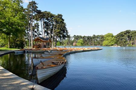 18ème rencontre inter-professionnels du bien-être et thérapeutes au Bois de Boulogne