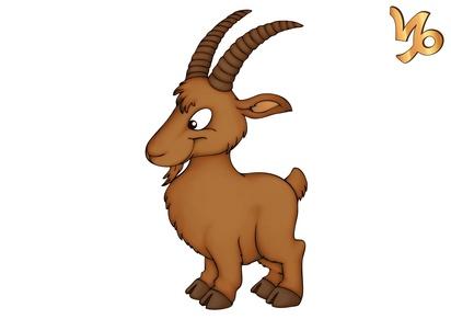 Signe du Zodiaque-Capricorne