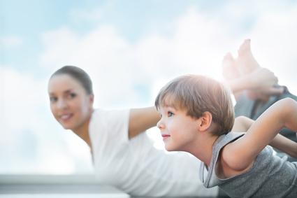 Yoga enfant/ado : un chemin vers l'Autonomie : «Je suis le capitaine du navire» !