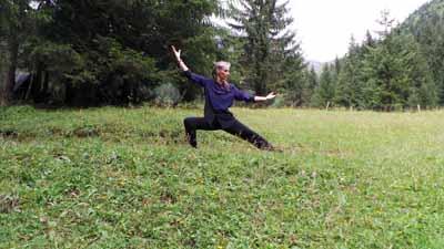 Yin et Or Qigong – Arts énergétique du Tao – Rhône Alpes