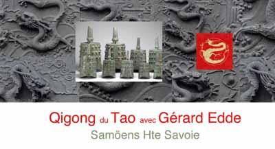 Qigong du Tao avec Gérard Edde Samöens Hte Savoie