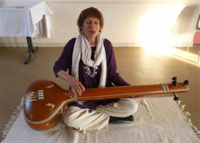 Yoga du son avec Josine Zon