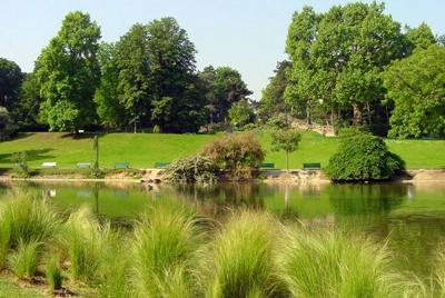 Sophrologie au parc Montsouris