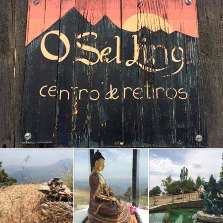 Neo-bienêtre en retraite à Oseling dans la Sierra Nevada